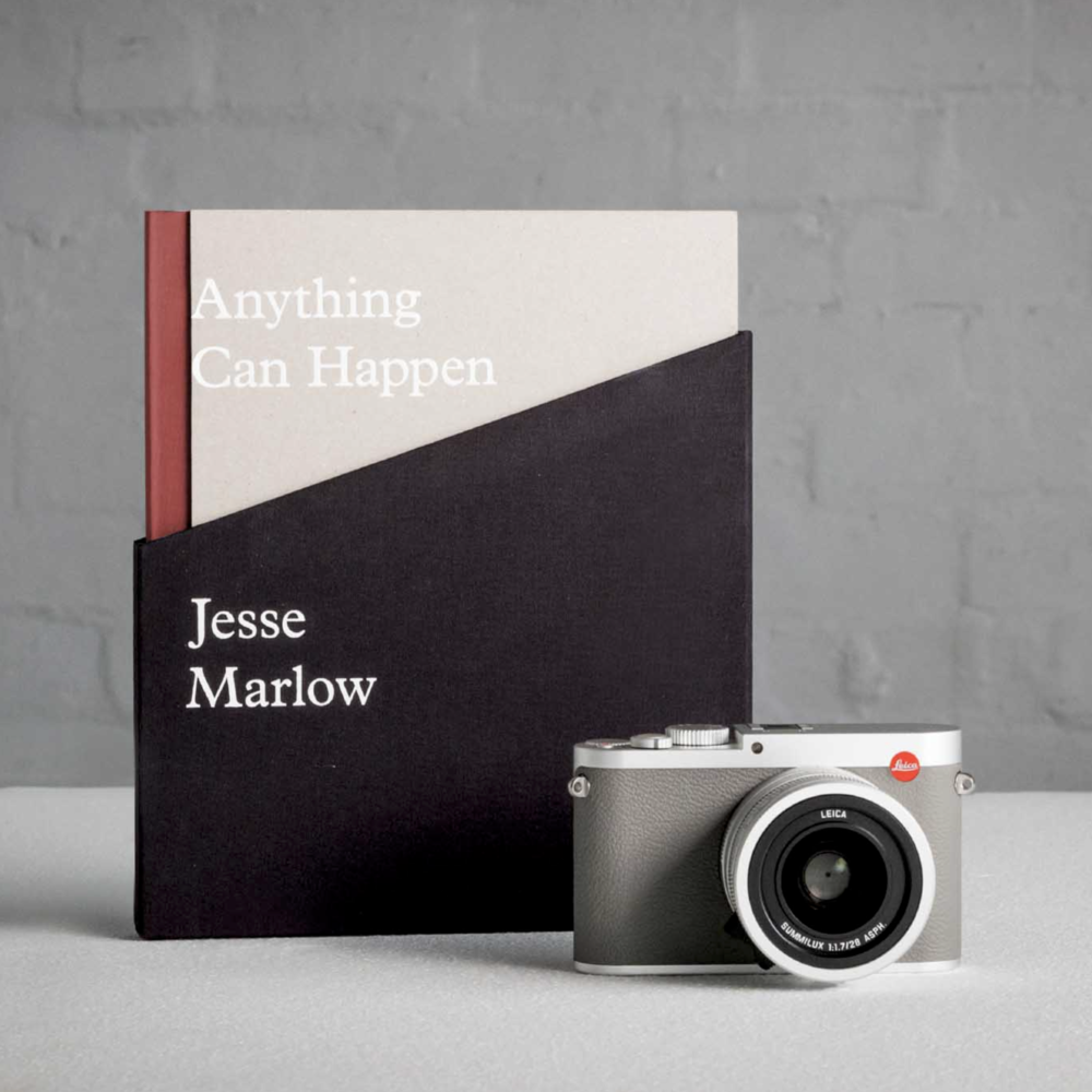 Leica Q limited edition by Jesse Marlow